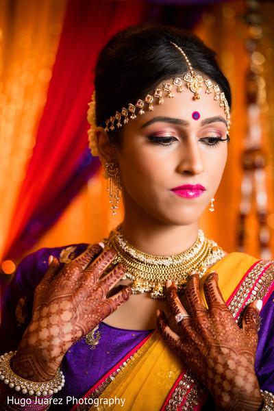 mehndi,engagement ring,bridal tikka