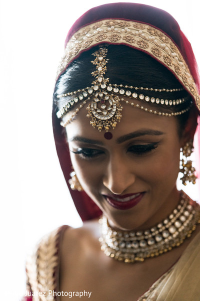 bridal jewelry,indian bride hair and makeup,indian wedding photography