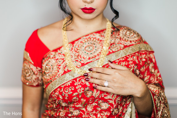 indian bride portrait,engagement ring,indian wedding gallery