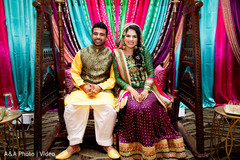 indian bride and groom,indian pre-wedding celebrations