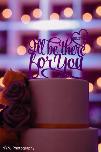 indian wedding reception,indian wedding photography,wedding cake topper