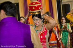 Sangeet celebration.