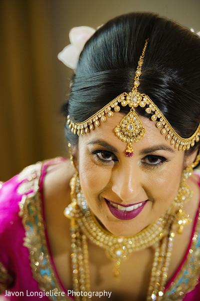 indian bride,indian bridal makeup