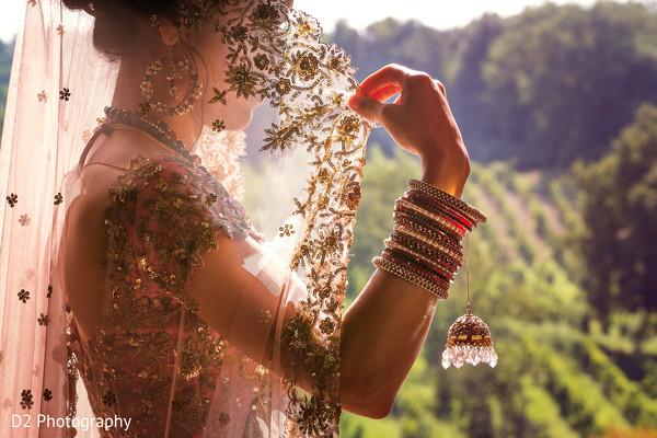 bridal jewelry,indian wedding gallery,indian bride fashion