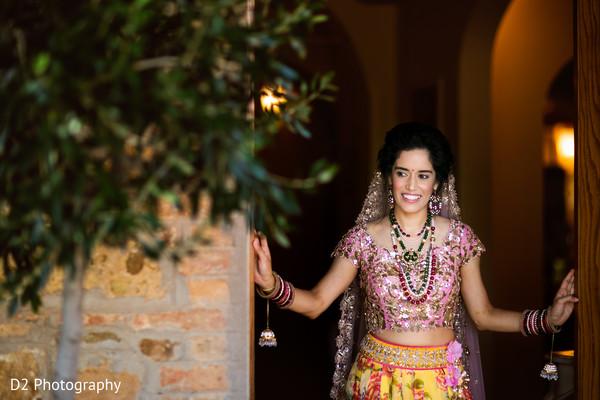 indian bride lengha,bride bangles,pre-wedding ceremony photography