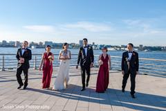 indian fusion wedding,indian groom,indian bride