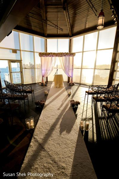 Indian wedding fusion ceremony venue.