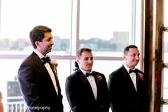 fusion indian wedding ceremony,indian wedding photography,indian groom