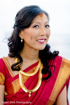 indian bride,indian bridal jewelry,hair and makeup