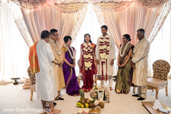 indian fusion wedding,indian bride,indian groom,indian wedding ceremony