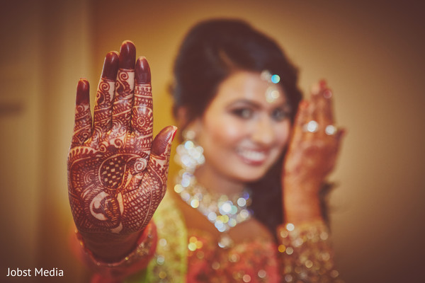 indian bridal mehndi,bridal tikka,indian wedding gallery