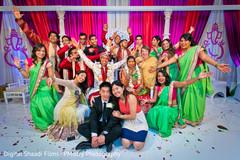 bridal party,wedding ceremony,wedding photo