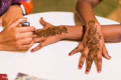 mehndi art,pre-wedding celebrations,indian wedding gallery