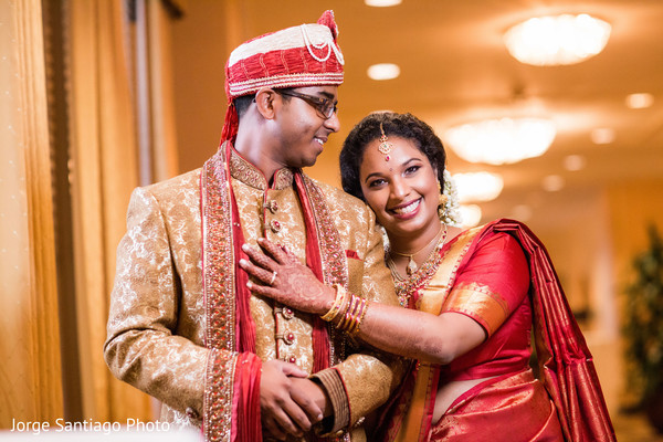 Indian couple photography before wedding ceremony in Pittsburgh, PA Indian Wedding by Jorge Santiago Photography