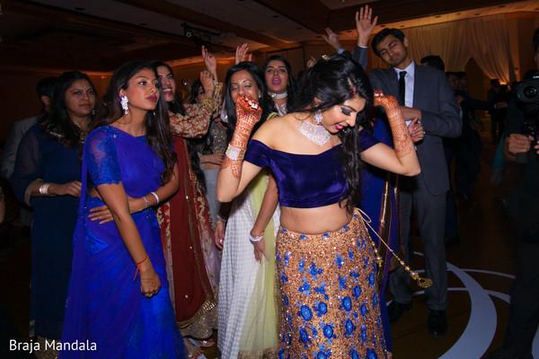 indian wedding reception,dj and entertainment