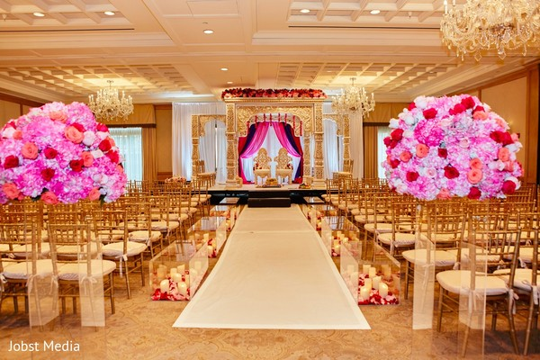 indian wedding ceremony,planning and design,floral and decor
