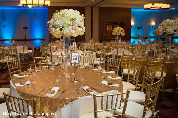 indian wedding reception,indian wedding reception floral and decor,table centerpieces