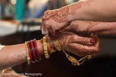 bridal mehndi,bride bangles,indian bride getting ready
