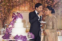 indian wedding cake,indian bridal makeup,indian wedding reception decor