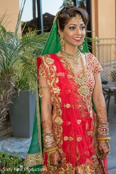 indian bride,indian bride hair and makeup,indian bride fashion
