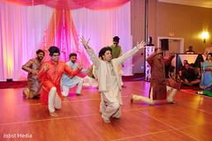 dj and entertainment,indian wedding gallery,sangeet decoration