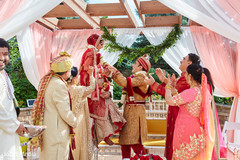mandap,indian wedding ceremony floral and decor,indian wedding planning and design