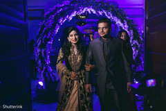 indian wedding reception,lightning,indian groom outfit,indian bride fashion