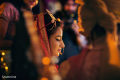 indian wedding ceremony photography,indian bride portrait