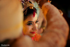 indian bride hair and makeup,indian wedding ceremony