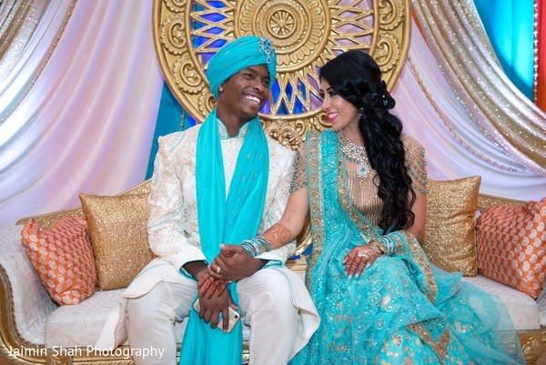 indian wedding reception,indian groom,indian bride