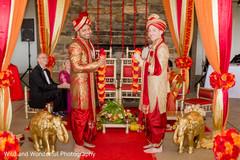 Dreamy Indian same sex wedding ceremony.