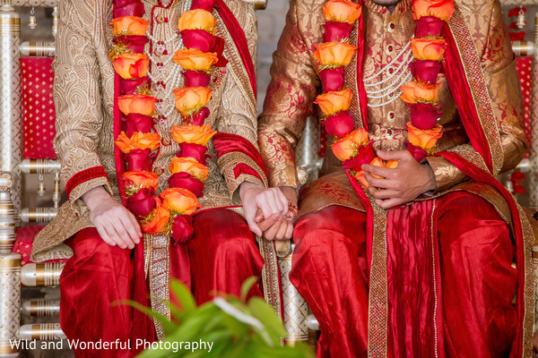 lgbt,gay wedding,jaimala,indian groom