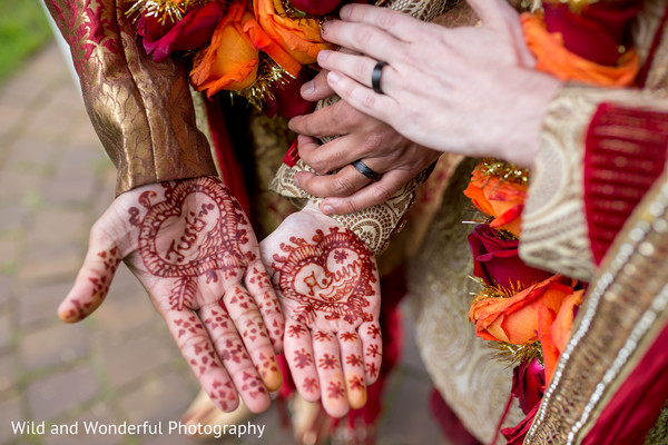 lgbt,same sex indian fusion wedding,mehndi designs
