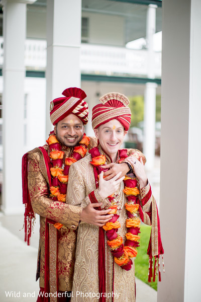 gay wedding,indian couple,indian fusion wedding photography