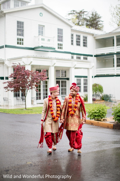 lgbt,outdoor indian wedding photography,indian groom fashion