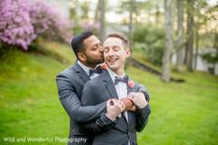gay wedding,indian wedding photography,indian reception fashion