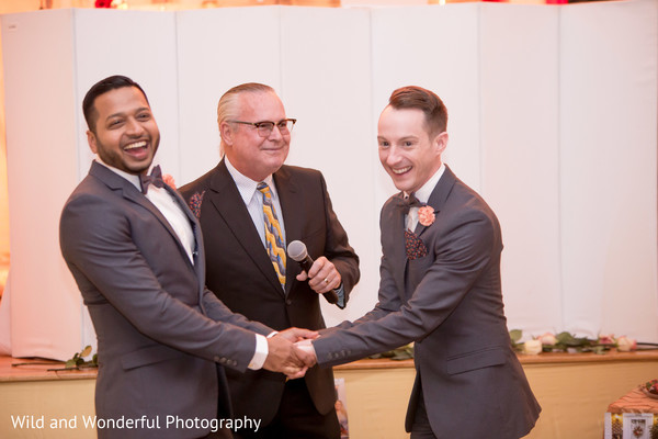 same sex fusion wedding,lgbt