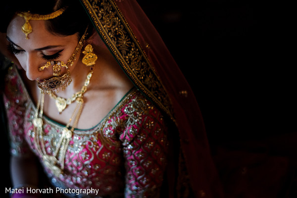 indian bride ceremony fashion,indian bride accessories
