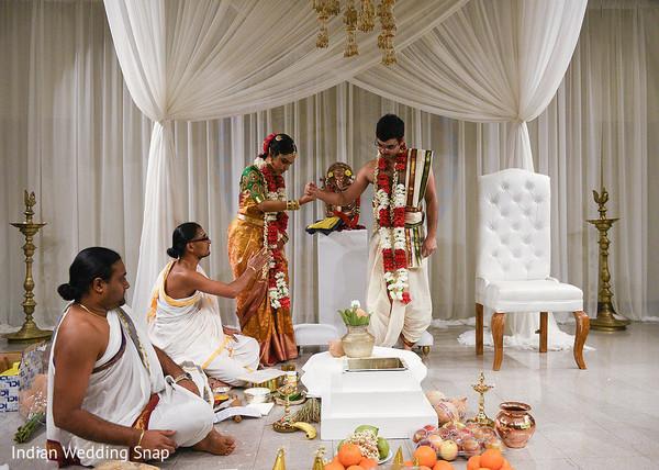 indian wedding ceremony,indian wedding decor,white mandap