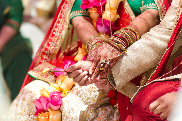 Indian Wedding Ceremony in Pearl River, NY Indian Wedding by Hugo Juarez Photography