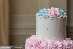 indian wedding reception,reception portraits,reception details,indian reception details,floral details,floral design,candles,reception candles,reception decor,reception design,reception cake,wedding cake