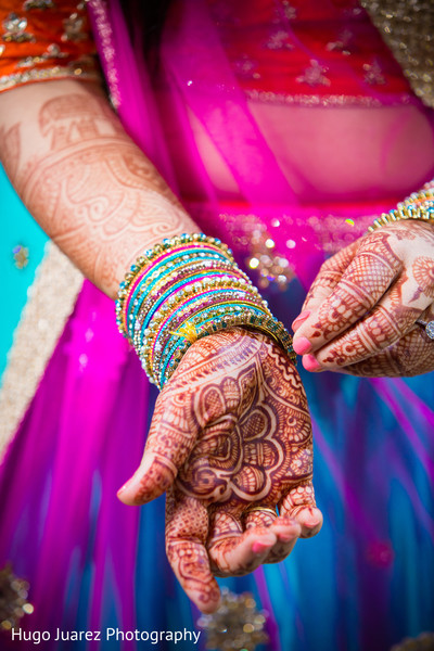 Indian Wedding Jewelry Details