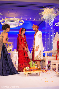 indian wedding ceremony,indian bride,indian groom,mandap