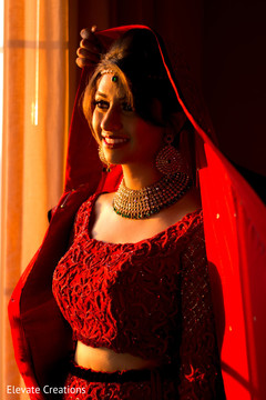 indian bride,portrait,indian bride fashion