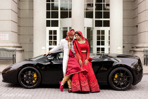 Amazing Indian wedding photo idea. in Atlanta, Georgia Indian Wedding by Elevate Creations