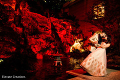 indian groom,indian bride,reception fashion,portrait