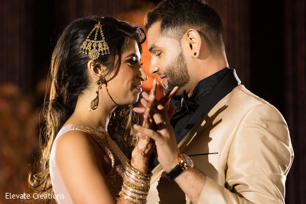 indian groom,indian bride,indian wedding reception,dj and entertainment