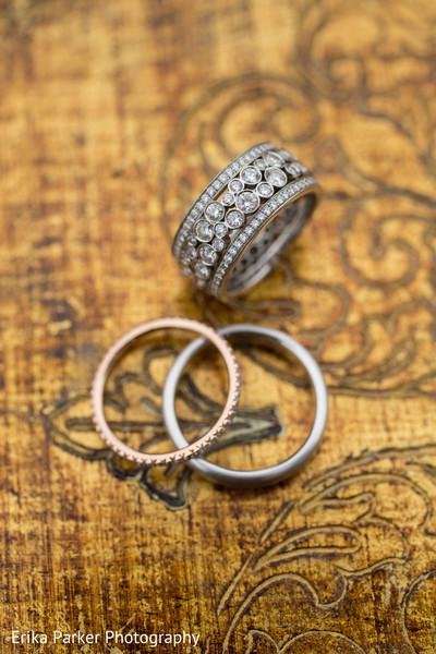 Dazzling indian wedding rings
