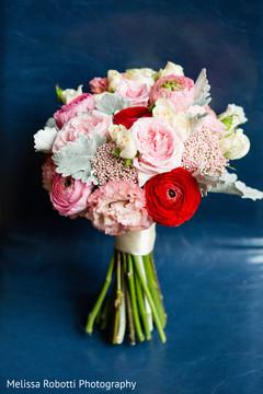 indian bridal bouquet,indian wedding ceremony