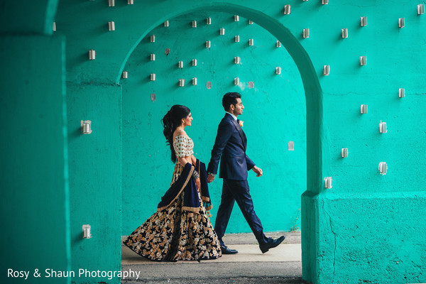 indian wedding reception fashion,indian couple